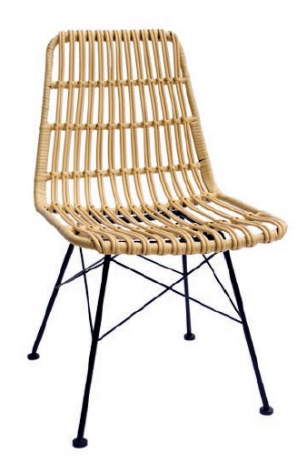 Silla Wicker 59€+iva